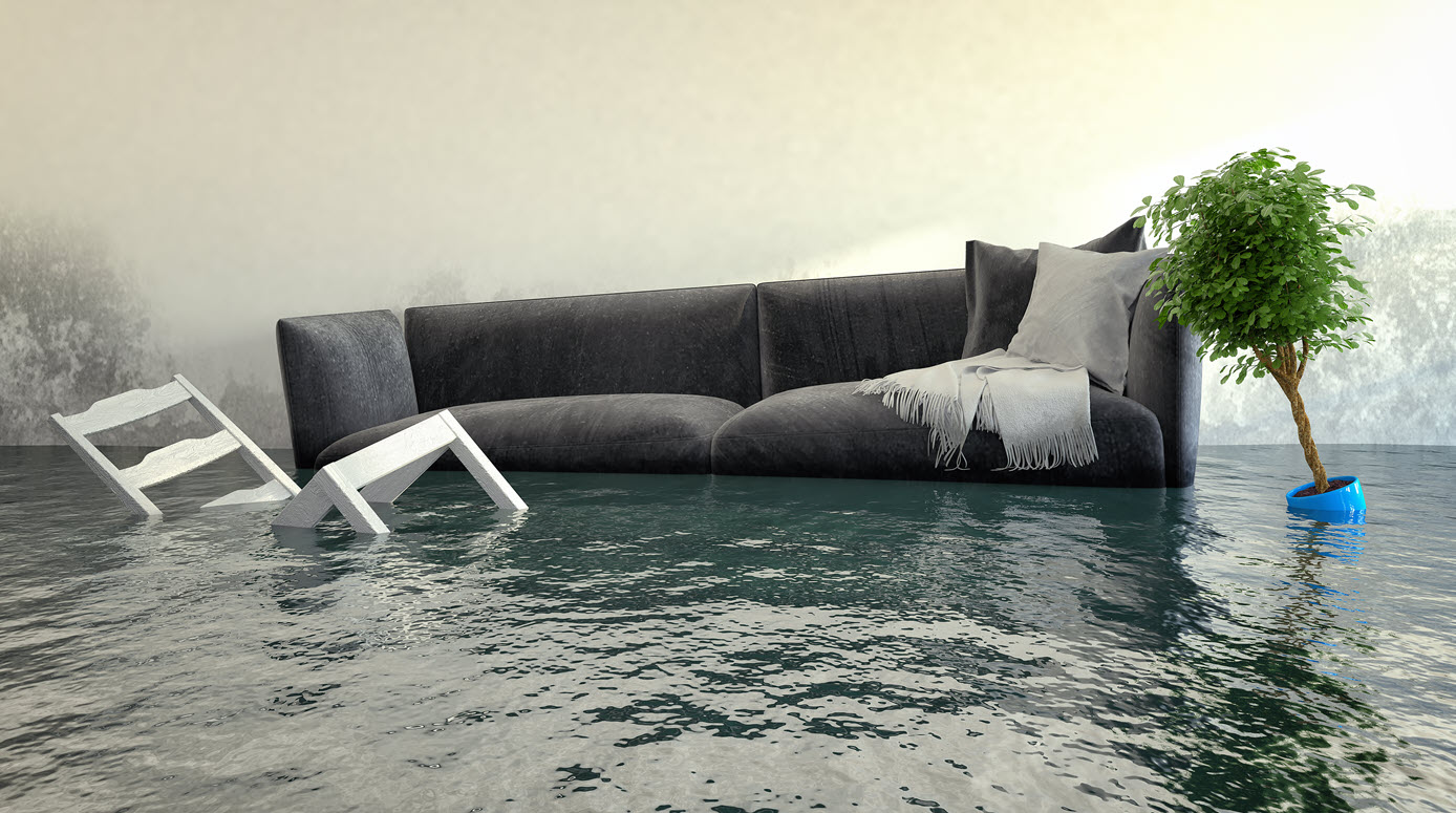 Interior Water Damage Prevention for New Homeowners | KVIS & Coe Insurance Agency