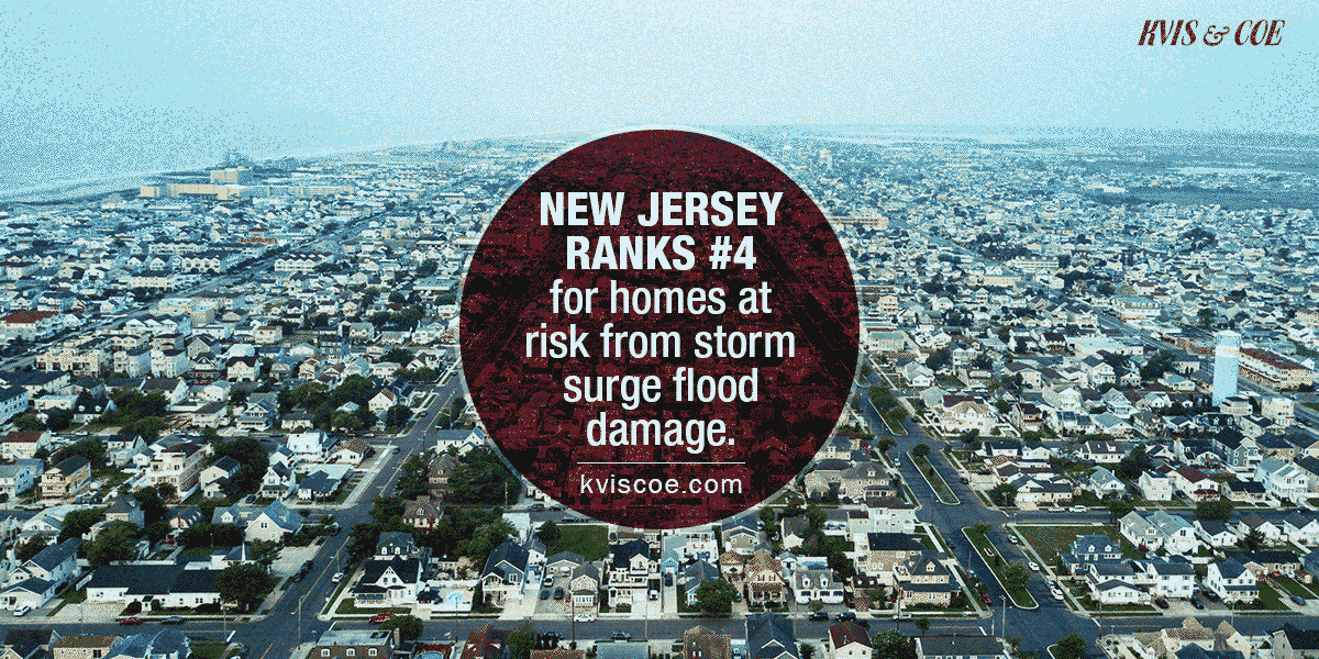 NJ Homeowners Lacking Flood Insurance At Increasing Risk - kviscoe.com