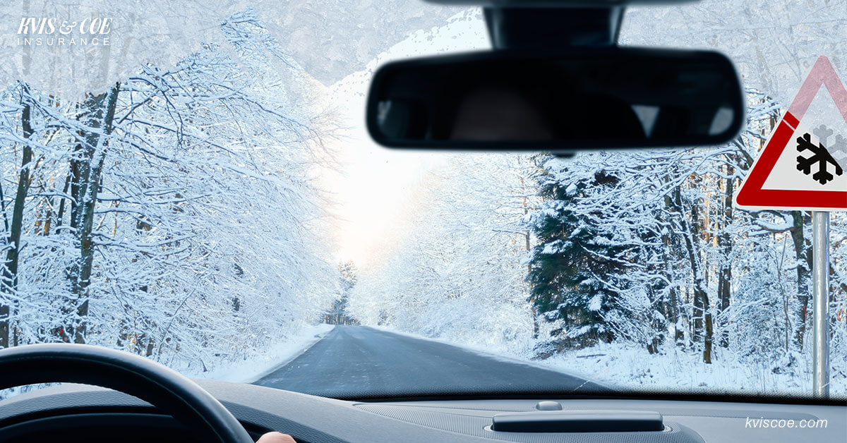 Tips For Defensive Driving On Icy Roads | KVIS & Coe | kviscoe.com