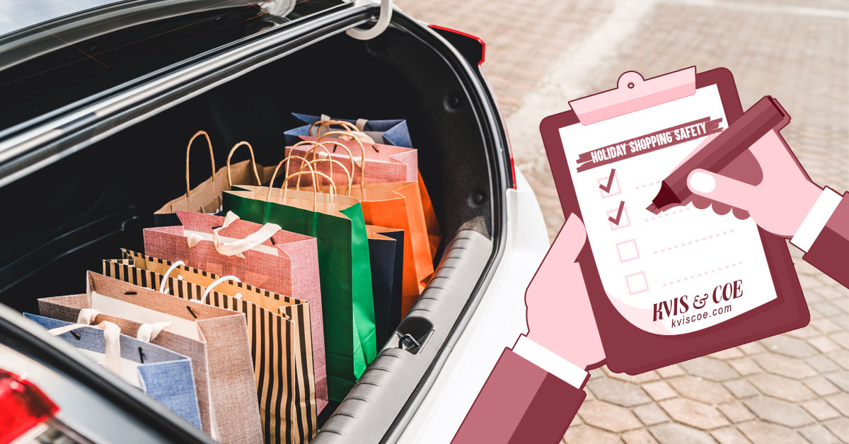 Top 10 Holiday Shopping Parking Lot Safety Tips