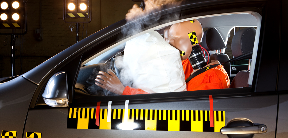 What To Know About Crash Test Ratings | KVIS & Coe Insurance Agency