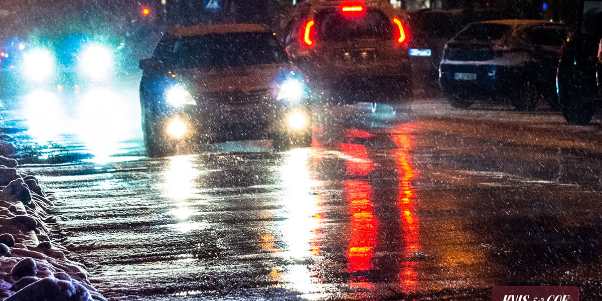 Black Ice FAQ For Winter Driving Safety | Defensive Driving | kviscoe.com
