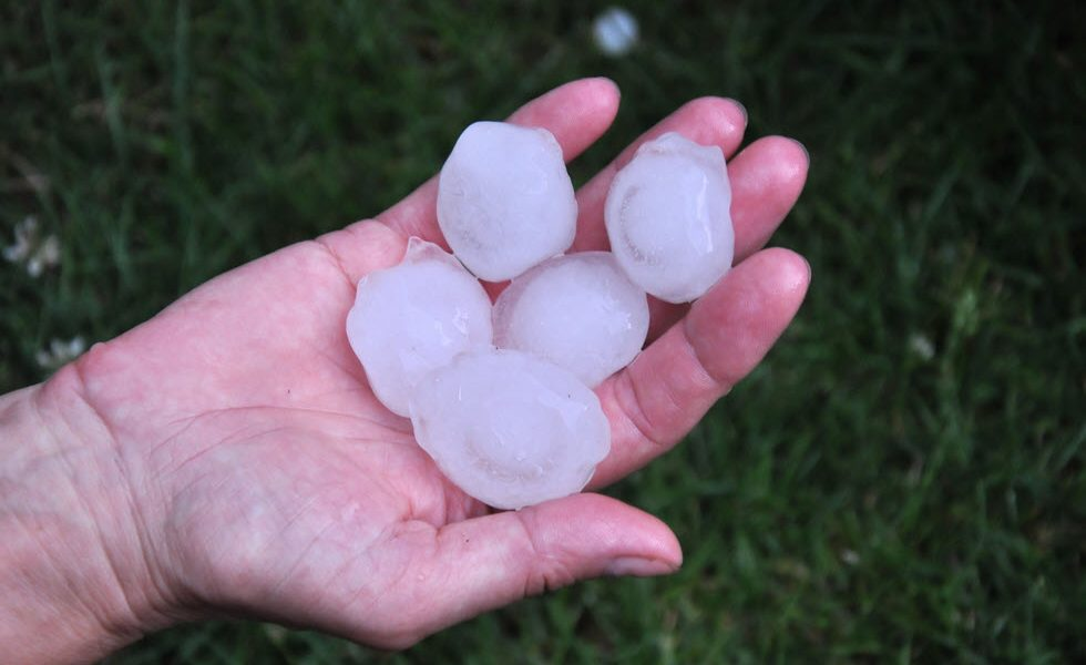 what to know about hail roof damage and common scams | KVIS & Coe Insurance Agency